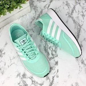 New! Adidas Mint Sneakers
